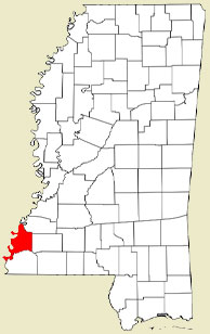 Adams County Mississippi land for sale, Adams County