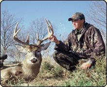 Pike County Illinois Guided Deer hunts, Hopewell Views